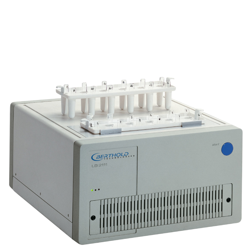 Multi Crystal LB 2111 is a instrument optimized for IRMA and RIA immunoassays based on gamma-emitting isotopes like 125I, 57Co, 59Fe, 51Cr, 99Tc.