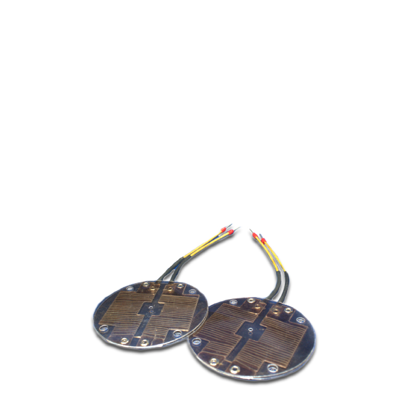 Spares for Electrically Heated Platens. Replacement heater elements. Easy to change spares. Spare platen parts.