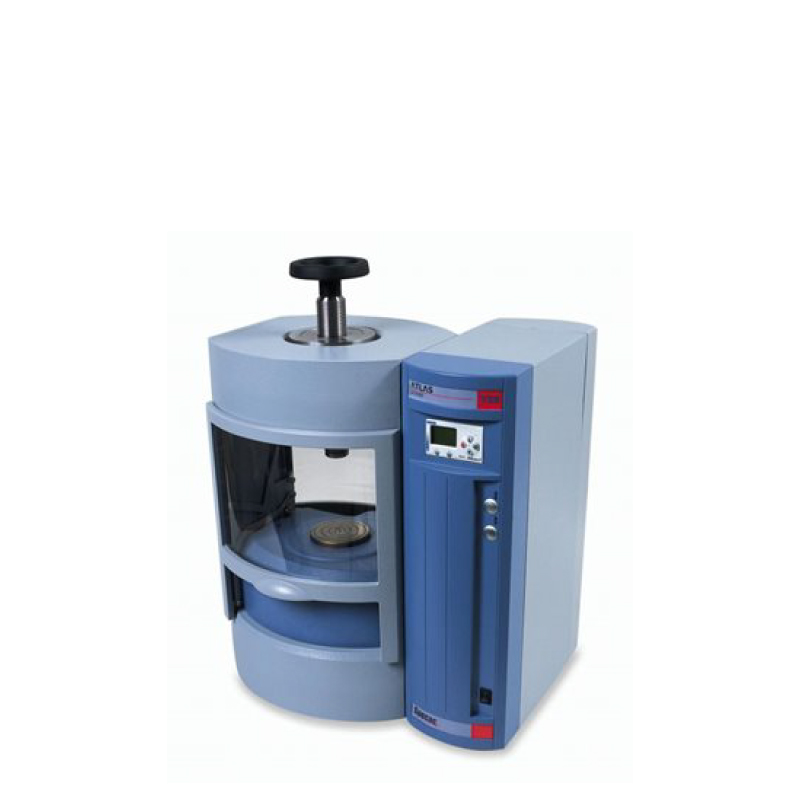 Power Hydraulic Press. Automatic FTIR, XRF Press. Single phase electrical press. Reproducible pellets. 8T, 15T, 25T loads.