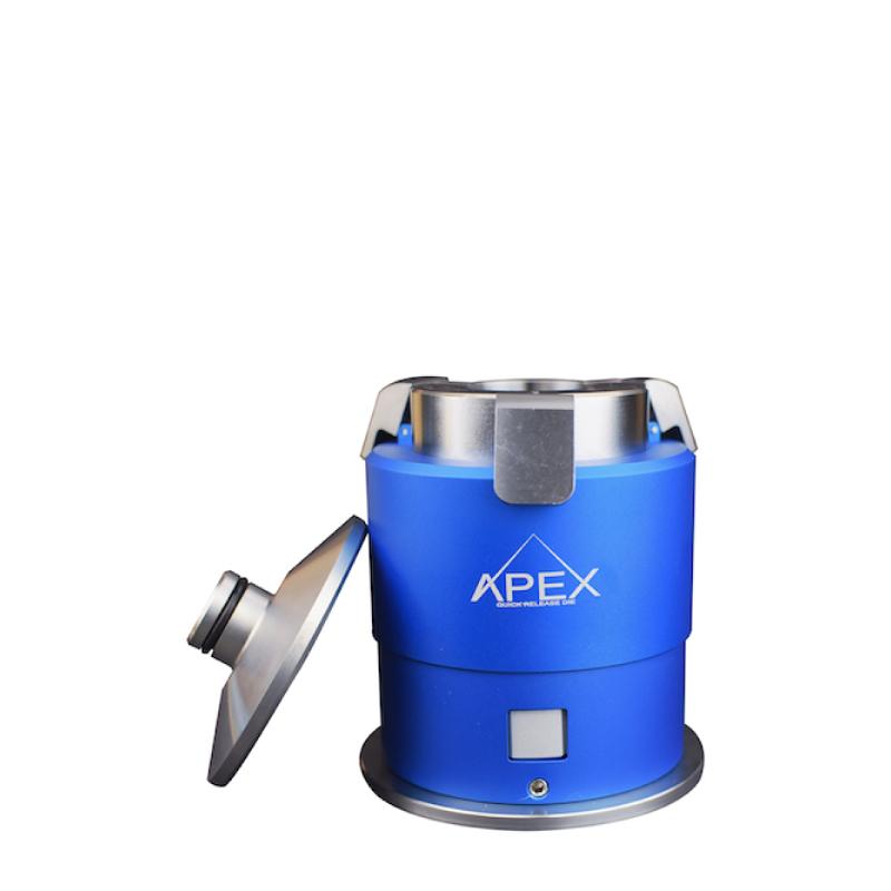 XRF Pellet Dies. Automatic Eject Pellet Die. Easy sample pellet release. Patented die design. 32mm, 40mm.